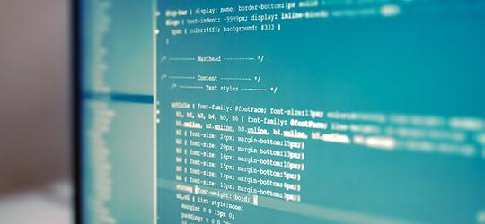 dévéloppement web expertise